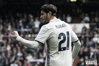 Milan volta à carga por Morata e propõe salário anual de R$ 36 milhões ao atacante
