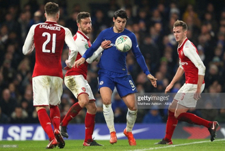 Chelsea 0-0 Arsenal: Substitute Sanchez unable to inspire Gunners in stalemate