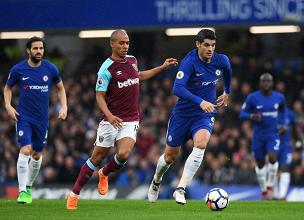 Premier League, Chelsea - West Ham: Blues e Hammers si dividono la posta in palio! Pareggio allo Stamford Bridge