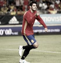 Lopetegui y la incógnita Morata