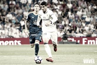Toril apoya la salida de Morata del Real Madrid