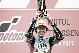 Moto2, il Morbidelli ritrovato. Luthi non molla, Pasini vede il podio