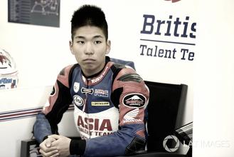 Kazuki Masaki, último fichaje en Moto3