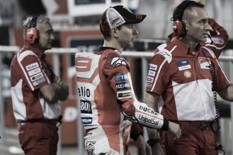 "Jorge Lorenzo: ""La victoria va a estar complicada, pero nada es imposible"""