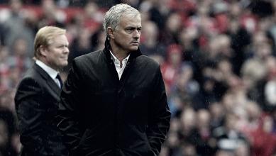 """Mourinho: """"Estoy contento, hay una clara diferencia respecto al año pasado"""""""