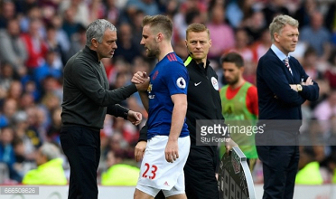 Luke Shaw and Ashley Young return from injury for Man United's under-23 side