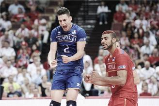 Championnat du monde de volley ball: La France finit quatrième
