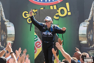 VAVEL USA Exclusive With John Force