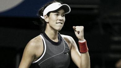 Muguruza domina la WTA Race rumbo a Singapur
