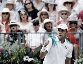 ATP Queen's: Gilles Muller continues winning streak by booking his place in the semifinals