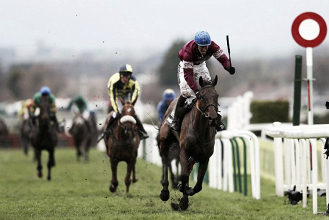 Rule The World wins the 2016 Grand National with teenage jockey David Mullins