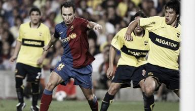 El Xeneize se enfrentará a Barcelona