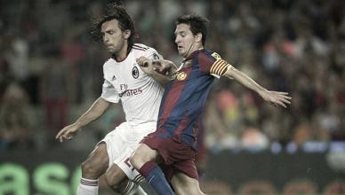 Pirlo y su fichaje frustrado por el Barcelona
