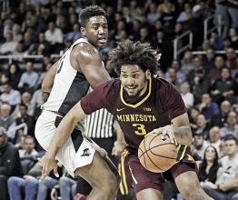 NCAA Basketball: Minnesota outlasts Providence 86-74 in early-season road test