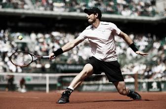 Murray avanza con paso firme