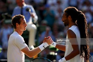 Wimbledon 2017: Flamboyant Brown no match for Murray on Centre Court