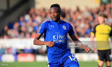 Leicester striker Ahmed Musa returns to CSKA Moscow on loan