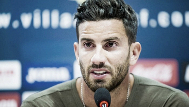 Mateo Musacchio se despide del Villarreal entre lágrimas