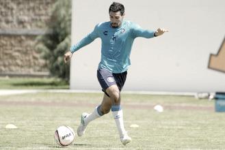 Patricio Araujo quiere que el Club Puebla siga siendo emblema de la ciudad