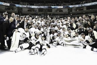 NHL: Pittsburgh Penguins vencem Stanley Cup