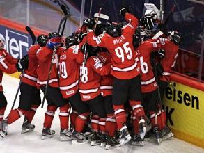 Sochi 2014: E' iniziato il torneo maschile di Hockey su ghiaccio!