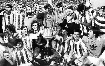 Se celebran 30 años de la segunda Copa del Rey