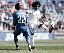 """Marcelo: """"Hemos sabido leer el partido después de hacer gol y hemos ganado"""""""