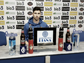 "Nacho López: ""Espero que todo se decida en 90 minutos en Irún"""