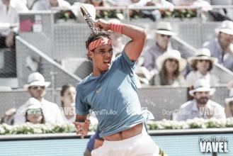 """Rafael Nadal: """"El 99% de los jugadores querría tener el bajón de Djokovic"""""""