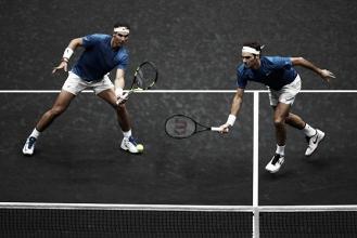 Nadal - Federer: otra pareja de leyendas