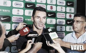 """Francisco Nájera: """"Éste es un momento triste, este fue mi equipo y mi casa durante muchos años"""""""