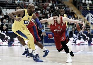 Turkish Airlines EuroLeague - Cska super, Maccabi demolito a Mosca