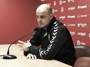 """Nano Rivas: """"Hay que darle la máxima normalidad al partido de domingo"""""""