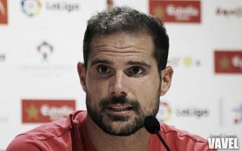 """Nano González: """"El partido del sábado no va a ser fácil; esperamos que el ambiente nos acompañe"""""""