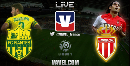 Live Nantes - Monaco, le match en direct