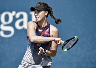 WTA Moscow: Natalia Vikhlyantseva strolls past Kaia Kanepi