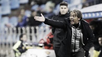 """Natxo González: """"A los que han acabado el partido no les puedo pedir más"""""""