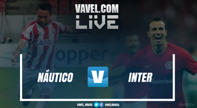 Jogo Náutico x Inter AO VIVO na Série B 2017 (0-0)