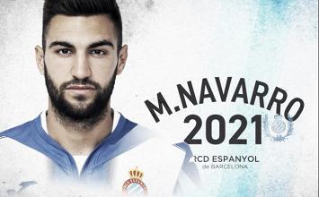 Marc Navarro, perico hasta 2021