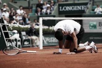 Roland Garros, il mondo capovolto di Novak Djokovic