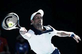 Australian Open, Djokovic regola Monfils. Thiem in rimonta, fuori Goffin