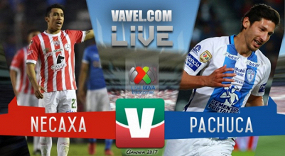 Resultado y goles de Necaxa vs Pachuca en la Liga MX (1-1)