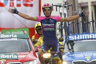 Ciclista luso em destaque: Nelson Oliveira vence 13ª etapa da Vuelta