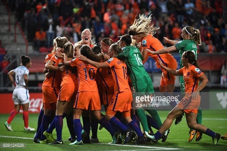 Euro 2017: Netherlands' Road to Enschede