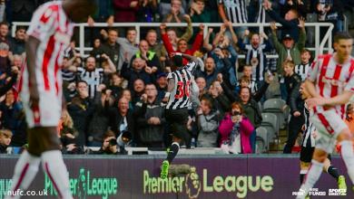 Tercera victoria seguida del Newcastle de Benitez
