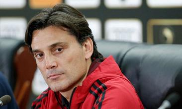 """Milan, Montella in conferenza: """"Siamo una squadra in costruzione, ma non ancora completa"""""""