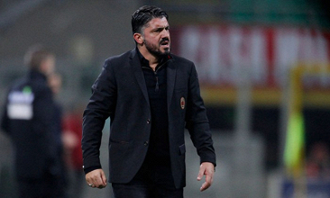 """Milan, Gattuso in conferenza stampa: """"Ho scelto di tornare a 4 dopo Rijeka"""""""