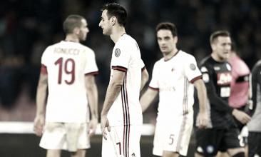 Milan, sconfitta contro il Napoli: è il sesto ko