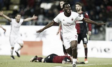 Com dois gols de Kessié, Milan conquista primeira vitória de virada na Serie A contra Cagliari