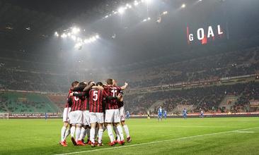 Milan: ecco gli ottavi di Coppa Italia